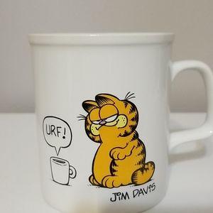 Garfield Mug by Jim Davis New